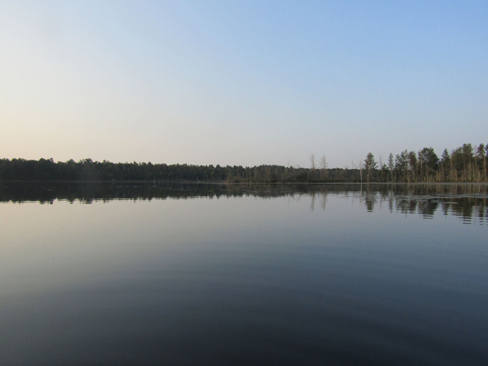 NW Wisconsin lake